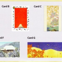 Japanese greeting cards to help refugees via RIJ.