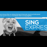 INTRODUCING SING EXPRESS: FIND YOUR VOICE