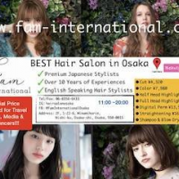 English Speaking Hair Salon