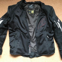 SEAL'S MOTORCYCLE JACKET FOR SALE