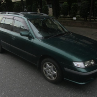 Mazda Station Wagon,